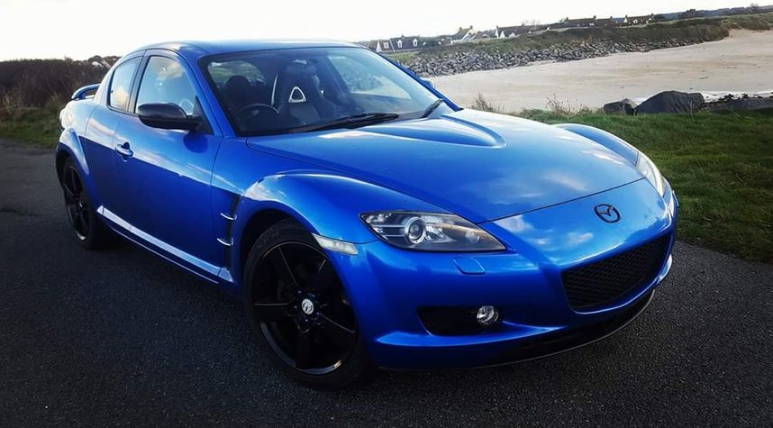 Main photo of Liam Carroll's 2004 Mazda RX-8