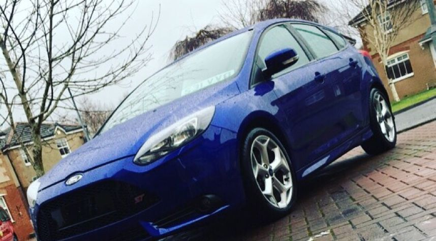 Main photo of Jarred Seivwright's 2014 Ford Focus_ST