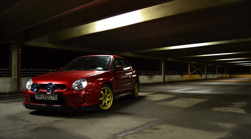 Main photo of Junior Lobo's 2002 Subaru Impreza