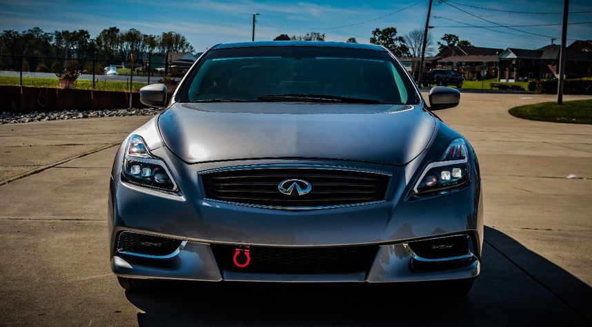 Main photo of Josh Claypool's 2008 Infiniti G37 Coupe