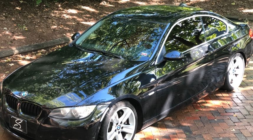Main photo of Andrew Finch's 2008 BMW 3 Series