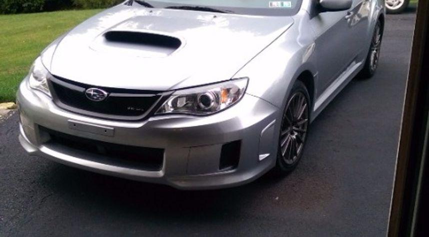 Main photo of Scott Decker's 2013 Subaru WRX