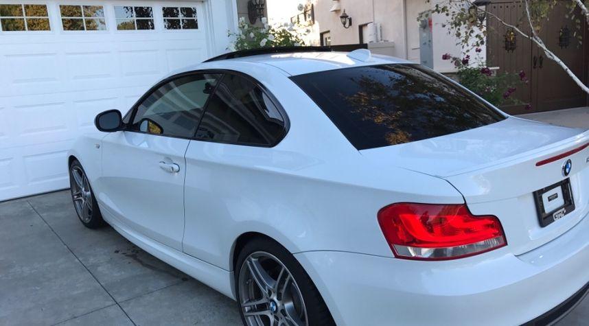 Main photo of Cameron Kikuchi's 2013 BMW 1 Series