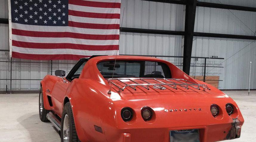 Main photo of Richard Kuhn's 1975 Chevrolet Corvette