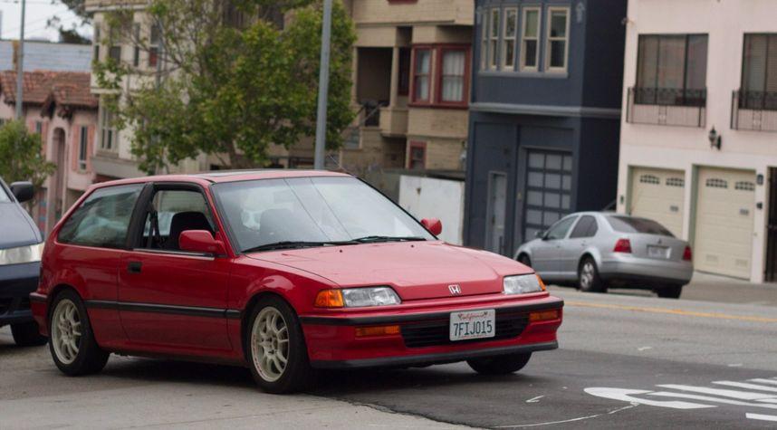 Main photo of Gabriel Ronquillo's 1991 Honda Civic