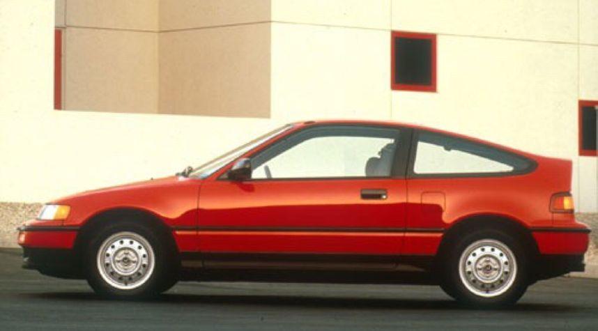 Main photo of Garry Motiuk's 1991 Honda Civic