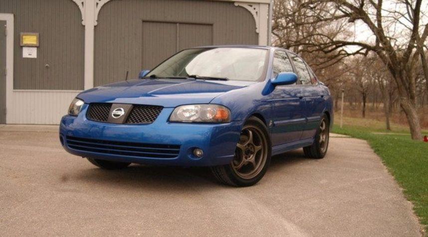 Main photo of Eric Gosh's 2005 Nissan Sentra