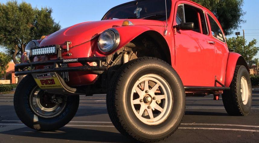 Main photo of Brandon Roth's 1966 Volkswagen Beetle (Pre-1980)