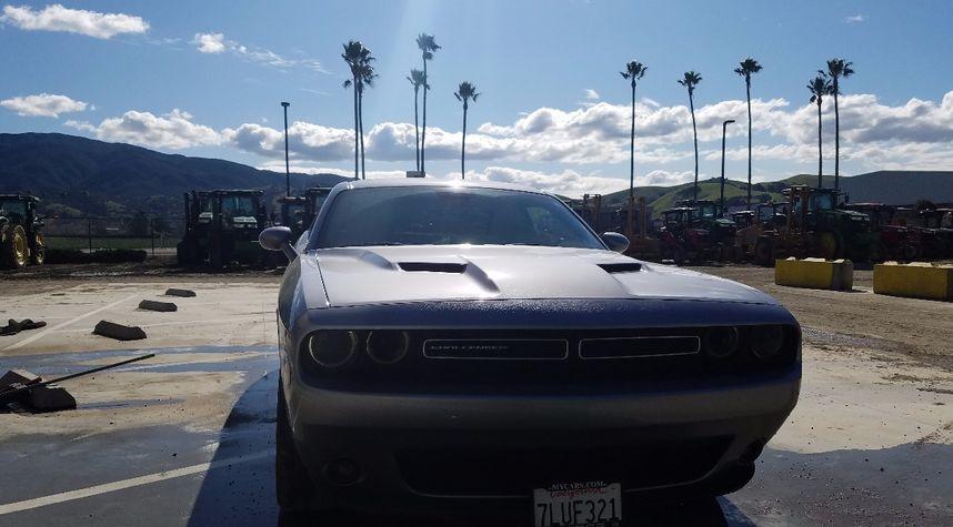 Main photo of Joaquin Sanchez's 2015 Dodge Challenger