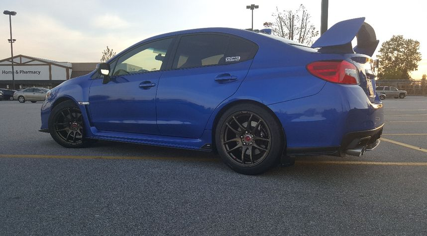 Main photo of Daniel Tyczkowski's 2015 Subaru WRX