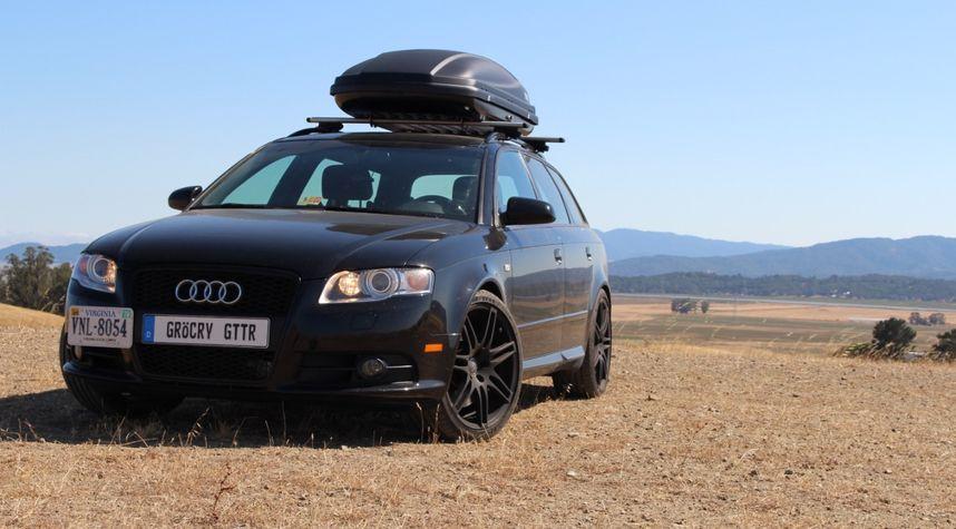 Main photo of Andrew Benjack's 2008 Audi S4