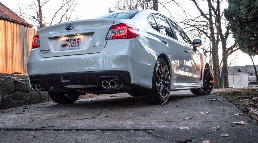 Main photo of Jesus Monter's 2015 Subaru WRX