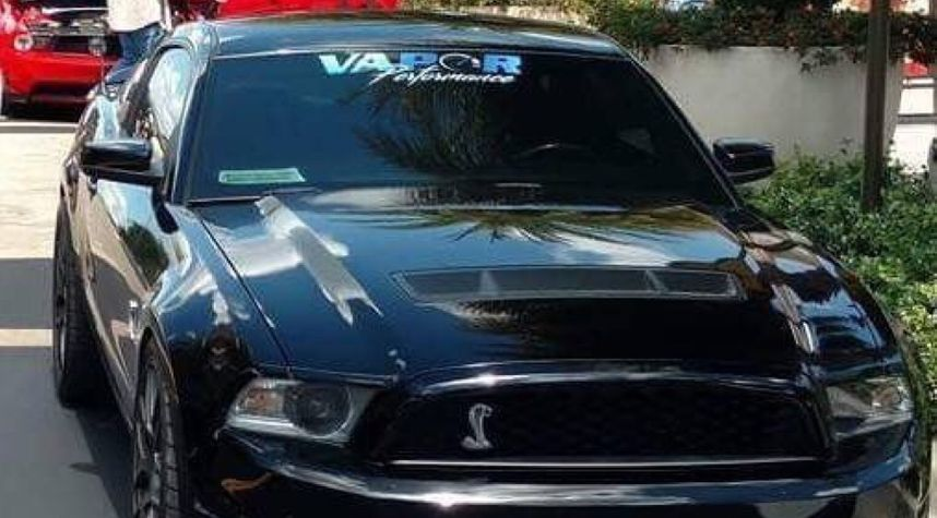 Main photo of VP Dion's 2010 Ford Shelby GT500