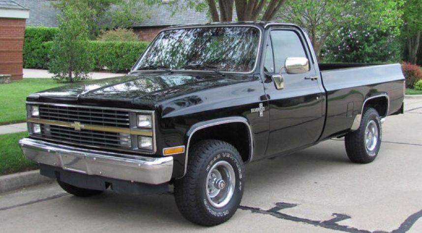Main photo of Avery Herring's 1985 Chevrolet 1500