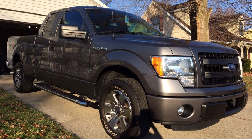 Main photo of Cameron Koger's 2013 Ford F-150