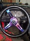 Thumbnail of NRG Quick Release Steering Wheel