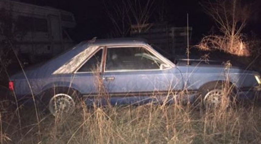 Main photo of Josh Mattingly's 1978 Ford Mustang