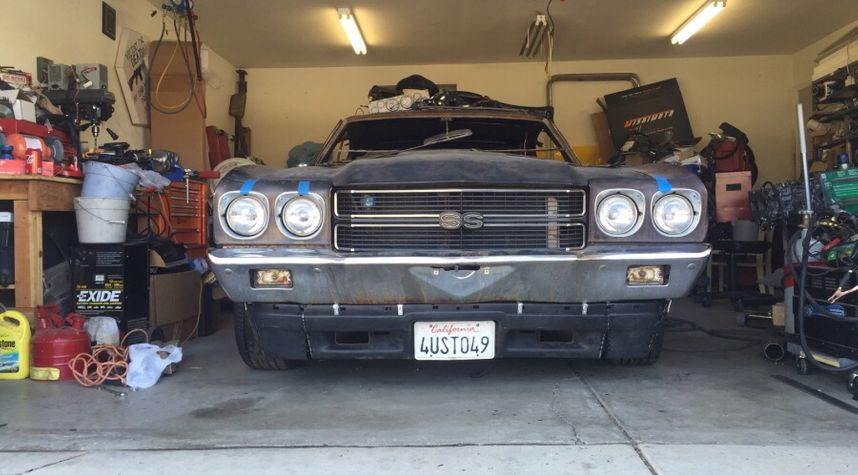 Main photo of Lyle Robbins's 1970 Chevrolet Chevelle