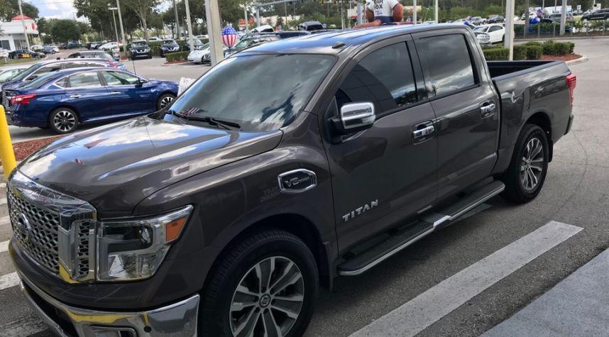 Main photo of Dave S's 2017 Nissan Titan