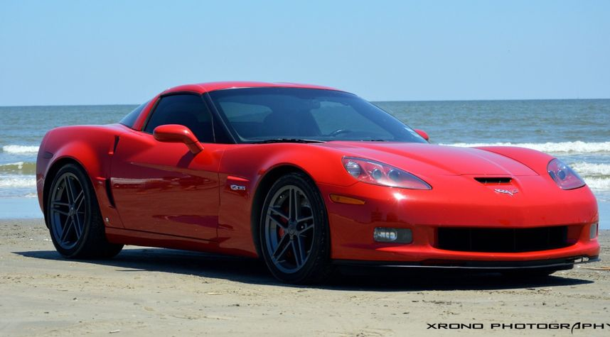 Main photo of Jorge Tovias's 2007 Chevrolet Corvette