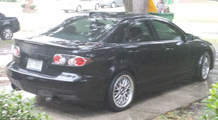 Main photo of Juan Fernandez's 2006 Mazda MAZDASPEED MAZDA6