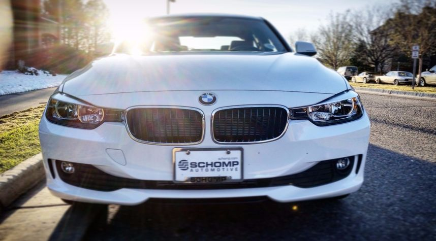Main photo of Yoseph Albo's 2015 BMW 3 Series