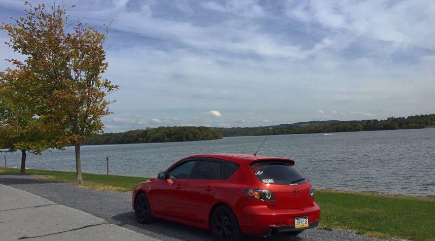 Main photo of Tyler Wolk's 2004 Mazda MAZDA3