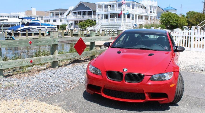 Main photo of Danny Korecki's 2012 BMW M3