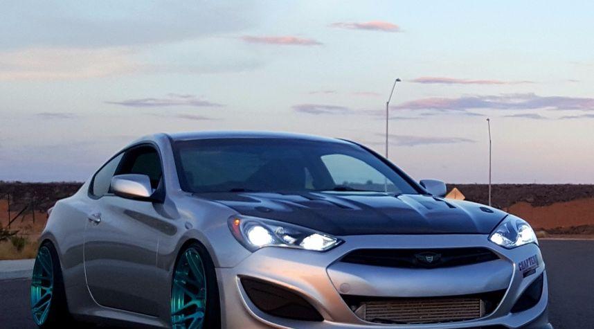 Main photo of Beau Tupper's 2013 Hyundai Genesis Coupe