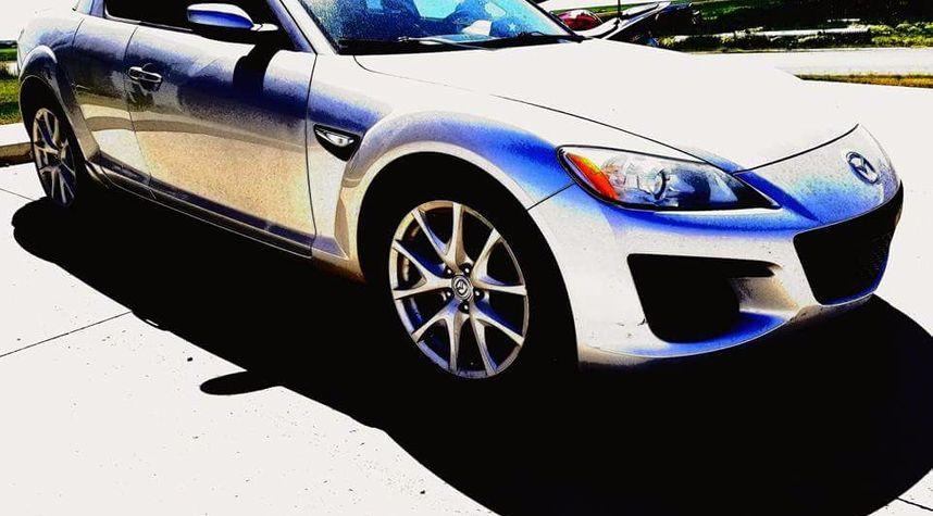 Main photo of Klynn Henson's 2009 Mazda RX-8