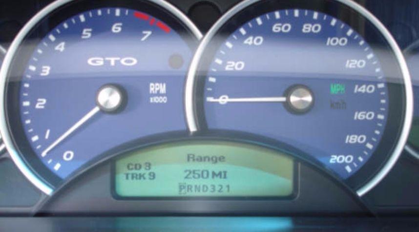 Main photo of Jesus Monter's 2005 Pontiac GTO
