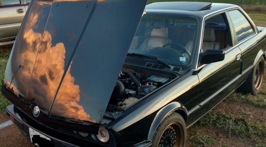 Main photo of Sean M's 1991 BMW 3 Series