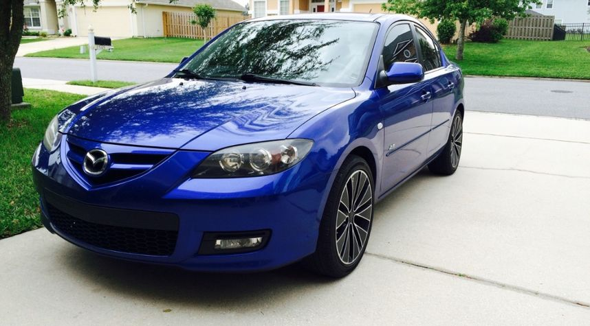 Main photo of Tim Hughes's 2007 Mazda MAZDA3