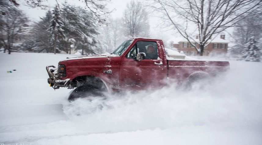 Main photo of Sam Hole's 1996 Ford F-150
