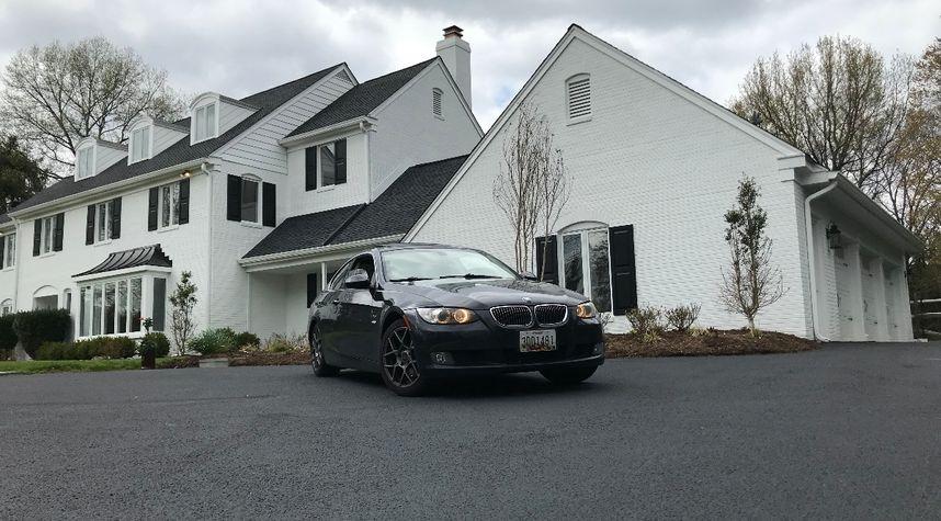 Main photo of Richard Nagle's 2009 BMW 3 Series
