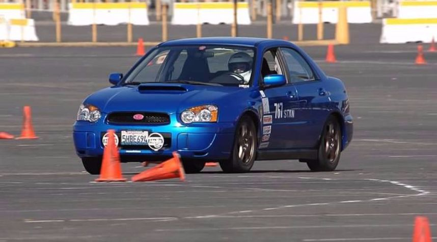 Main photo of Rob SR's 2004 Subaru Impreza WRX