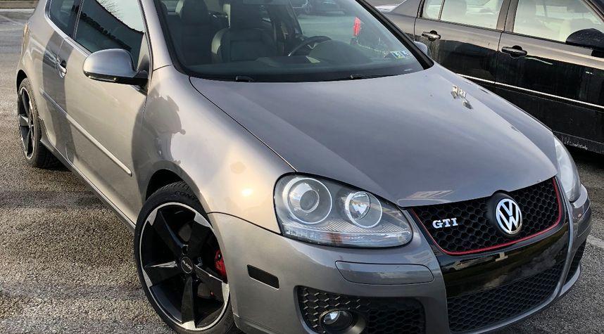 Main photo of Aaron Alexander's 2008 Volkswagen GTI