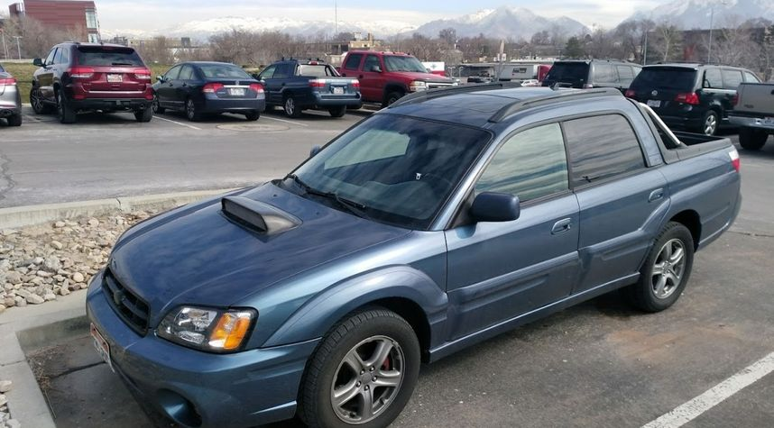 Main photo of James Henderson's 2006 Subaru Baja
