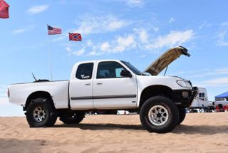 homepage tile photo for Well for those who knew I took the Tundra out to Glamis, I've...