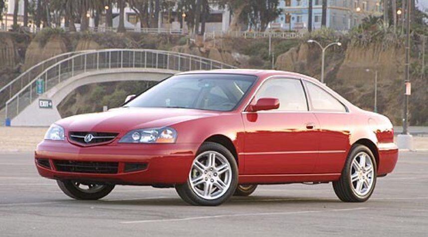 Main photo of Brandun Browne's 2003 Acura CL