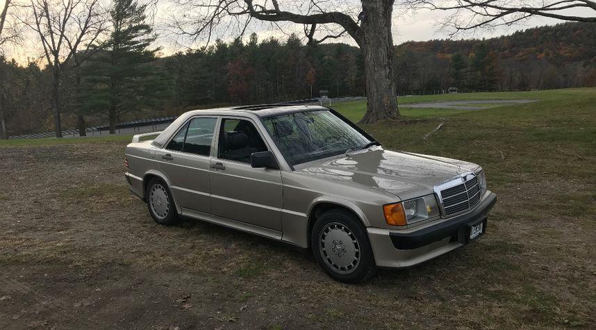Main photo of Ross Berger's 1986 Mercedes-Benz 190