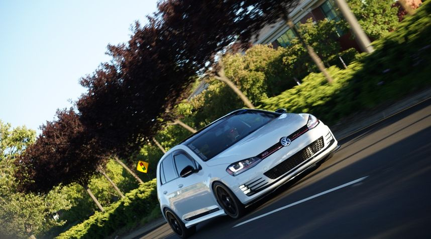 Main photo of Drew S.'s 2015 Volkswagen GTI