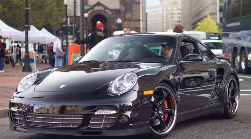 Main photo of Todd Pease's 2008 Porsche 911