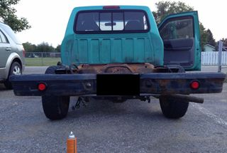 homepage tile photo for Almost done with the flasher and brake light setup for my flatbed...