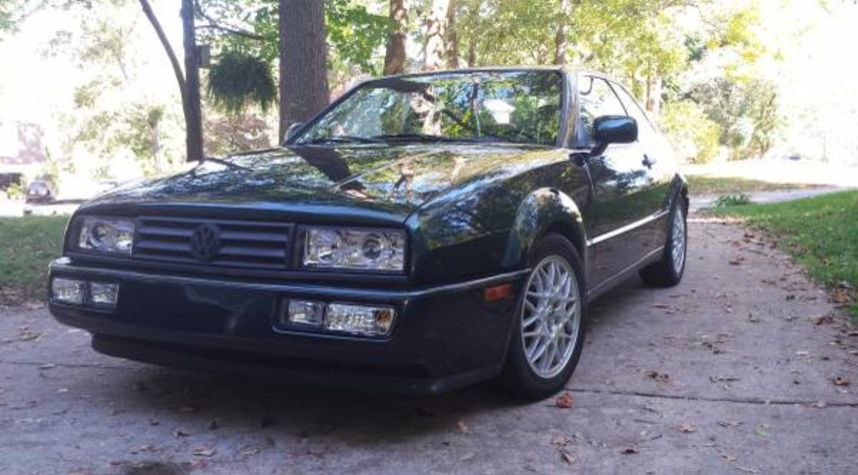 Main photo of Timothy Andrade's 1993 Volkswagen Corrado