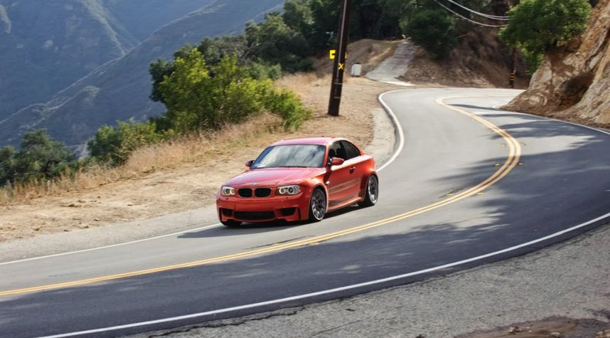 Main photo of DR Hedges's 2011 BMW 1 Series M