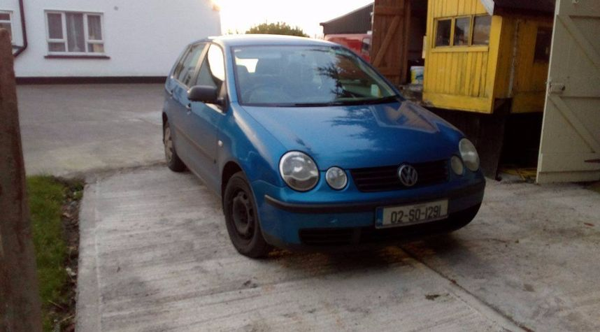 Main photo of Gerry Lyons's 2002 Volkswagen Polo