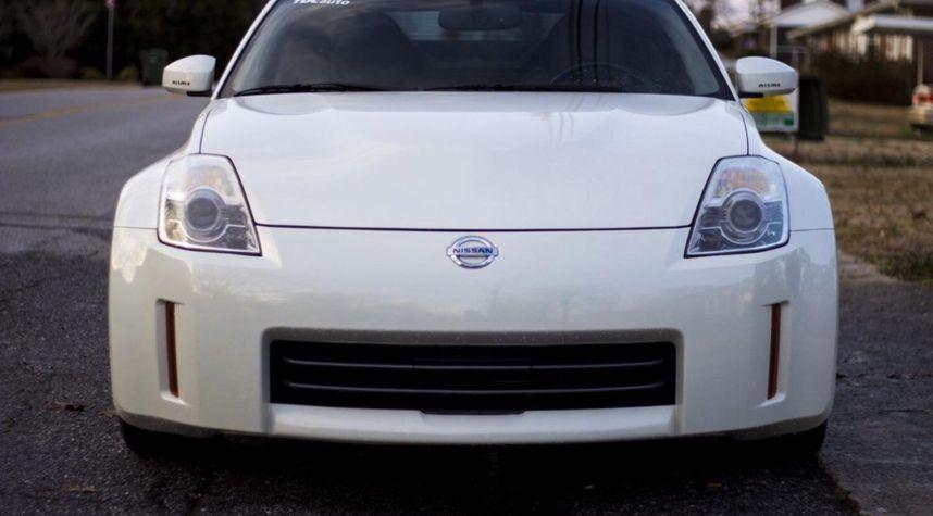 Main photo of Matt Meador's 2007 Nissan 350Z