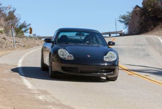 homepage tile photo for Had a friend take some professional photos of my 911 (996) on...
