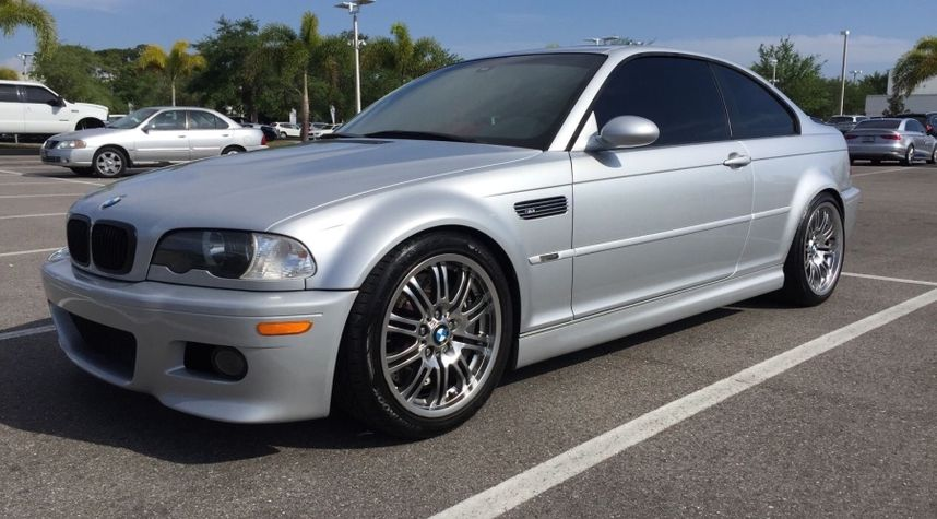 Main photo of Jeff Belson's 2001 BMW M3